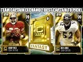 TEAM CAPTAIN EXCHANGE SET! BEST CAPTAIN TO GET! WHICH CAPTAIN TO PICK! | MADDEN 19 ULTIMATE TEAM