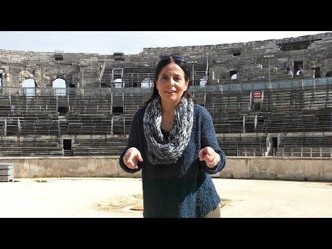 Nimes, Avignon y Aix en Provence / FRANCIA TURISMO 2017 / Guías y rutas, city tour, ville, Aviñon
