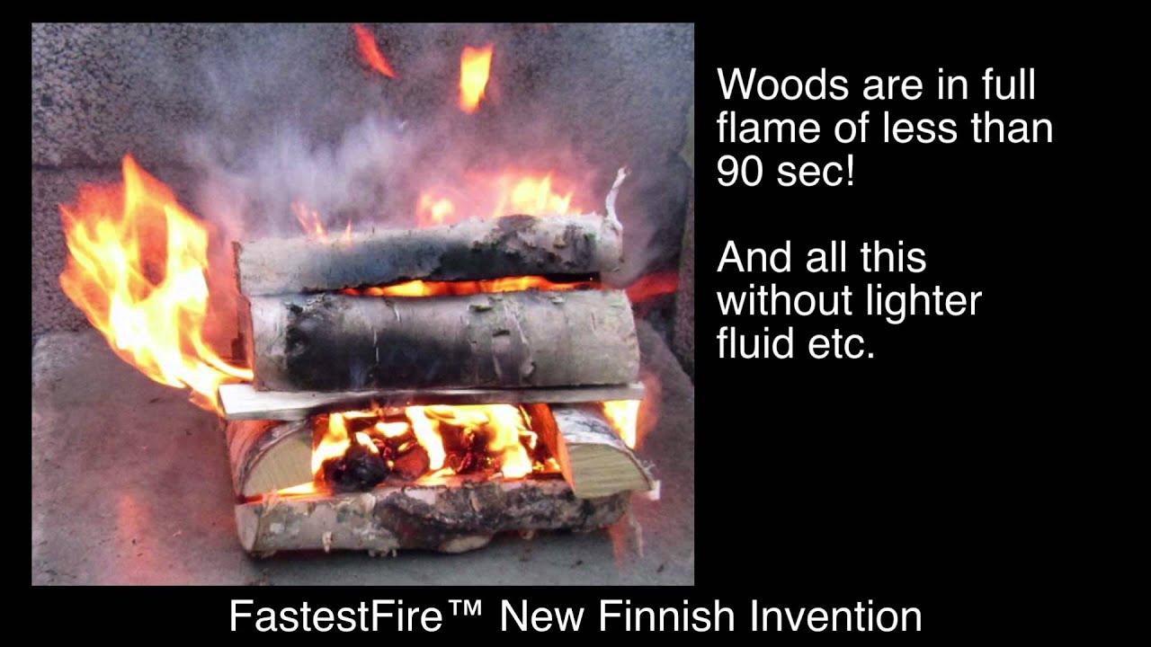 Best Way To Build A Bonfire