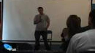 Daniel Logan's speech