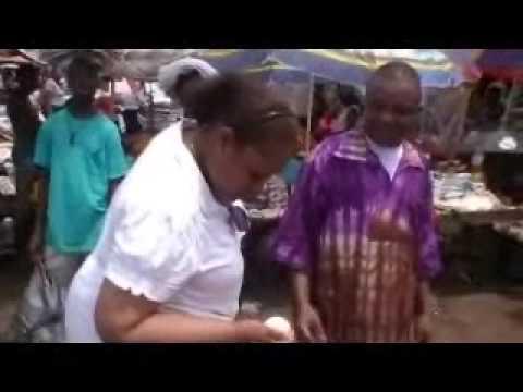 Liberians Go To Market