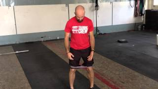 Paradiso CrossFit Mobility - Glute Activations with Banded Squats