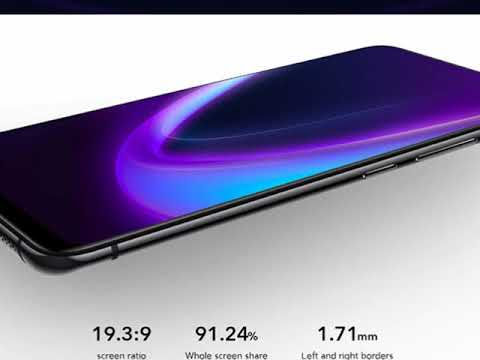 Global ROM VIVO NEX Mobile Phone