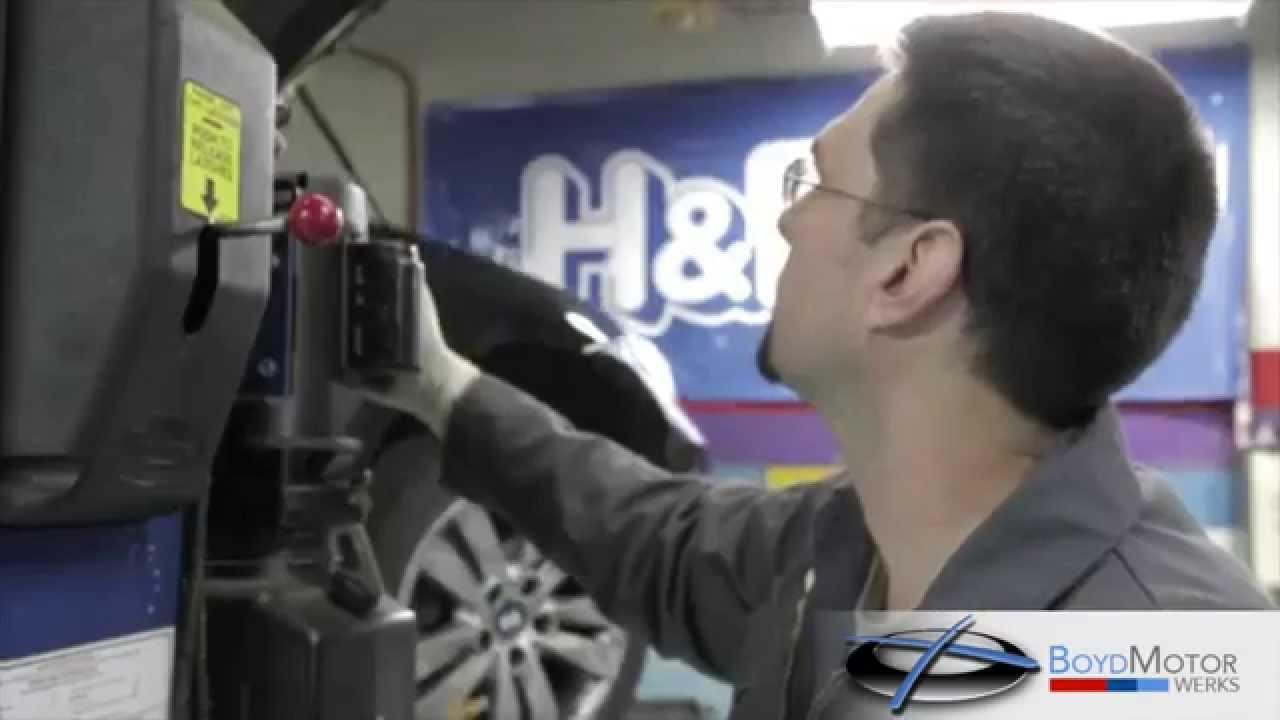 Boyd Motor Werks Bmw Auto Repair Portland Or