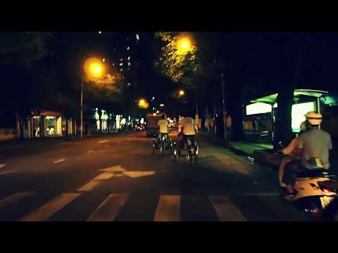 Hire Cycle Ride Look Around Ho Chi Minh City Vietnam