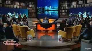 CIRILICA - Najbolniji samar Srbiji u Parizu / Porazeni glume pobednike - TV Happy 12.11.2018