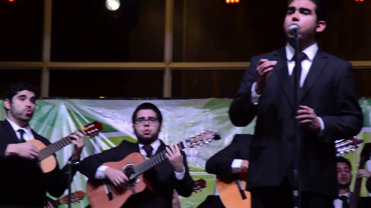 Rondalla bellas artes preso jard n cultural uabc 2017 for Jardin cultural uabc 2015
