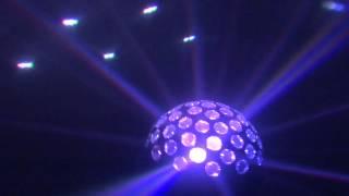 Cosmic Ball o Led Flower Light - Luz Blanca y RGB - honguito 2.MTS