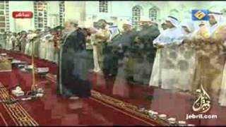 Sheikh Jebril very beautiful recitation Ajman Nights  First Night