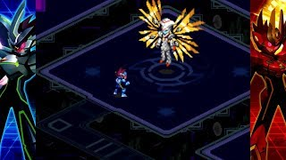 Mega Man Star Force 3: Post-Game - Part 9 | Sirius