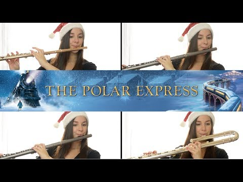 Believe: The Polar Express - Flute Cover