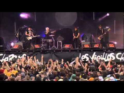 The Raveonettes - Live at Vieilles Charrues Festival (8/15/10) (Full performance - HQ)
