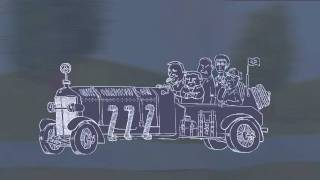 Wacky Races Instrumental Theme - Crazy SSK