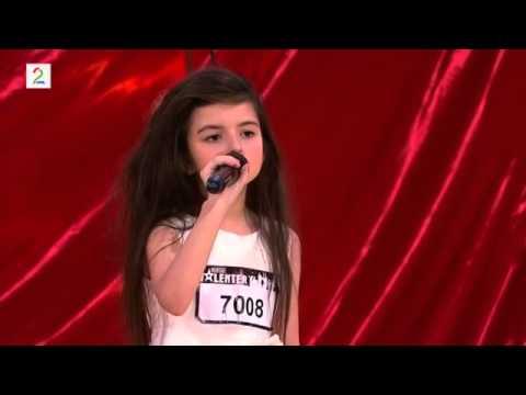"""Norske Talenter 2014: Angelina Jordan 7 years sings """"Summertime"""" by George Gershwin""""  [MUST WATCH]"""