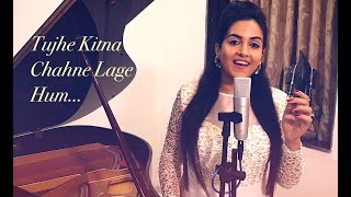 Gambar cover Kabir Singh: Tujhe Kitna Chahne Lage Song | Harshi Mad | Female Cover | Arijit Singh