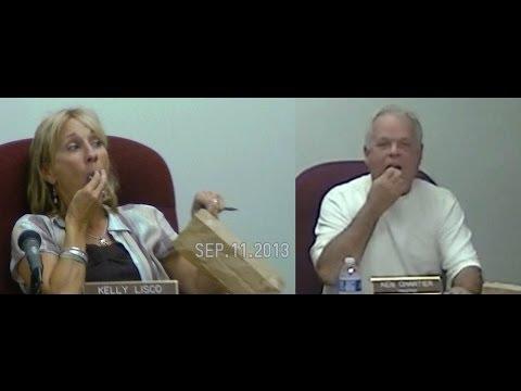 October 9, 2013 Board meeting - Cottrellville Township