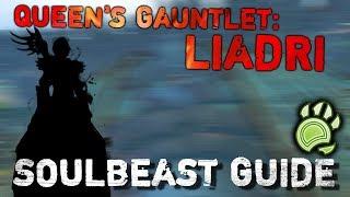 GW2 - Queen's Gauntlet : LIADRI   SOULBEAST GUIDE
