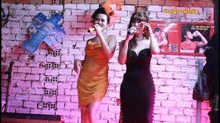 Lô tô show: Tâm Thảo gợi cảm hết nấc bên BB Phụng, Hương Nga khi đánh show lẻ