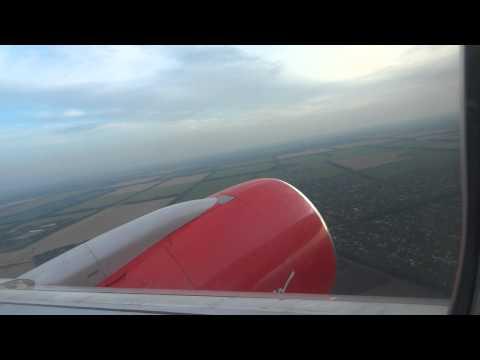 Самолёт Краснодар-Москва