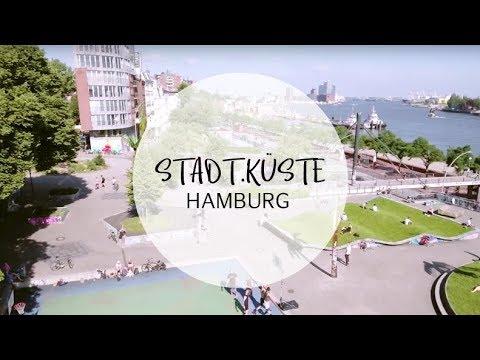 Hamburg ist Leben am Wasser: Die STADT.KÜSTE im Hochsommer