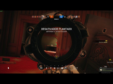 RAINBOW SIX SIEGE - 1x3 EM U BARTLETT - PC