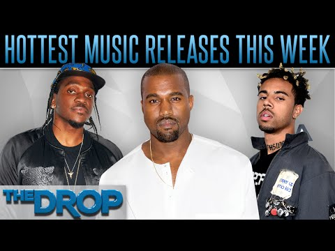 Hottest Music Releases This Week - The Drop Presented by ADD