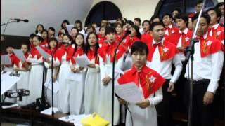 Chúa đã lên trời - Phanxicô - Ca đoàn Maria Goretti