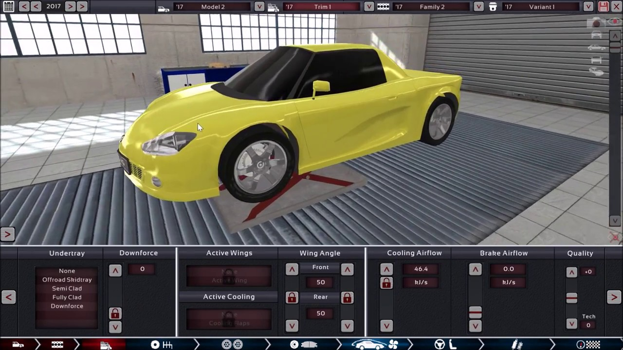 Automation Car Company Tycoon >> Building A Modern Sports Car In Automation (the car company tycoon game) - YouTube