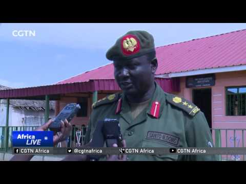 12 soldiers in South Sudan plead not guilty to 2016 attack on aid workers