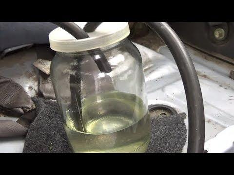 Самодельный бензин!!! Залил в машину, завелась с трудом(((