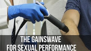 GAINSwave & P-Shot for ED, Sexual Performance w/ Dr. Kathryn Retzler