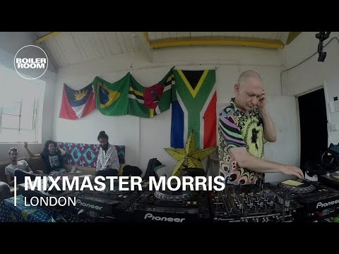 Mixmaster Morris Boiler Room London Interview + DJ Set