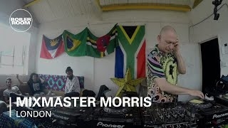 Mixmaster Morris Boiler Room London Interview + DJ Set