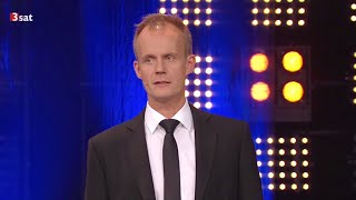Max Uthoff: Gegendarstellung 20.09.2015 - 3sat festival 2015 - Bananenrepublik