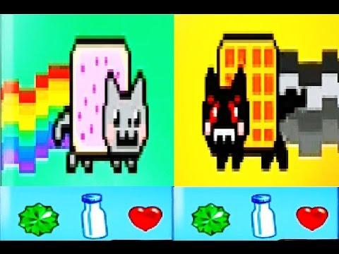 Нян кет #2    Детский игровой мультик для детей! Nyan Cat  # Мобильные игры