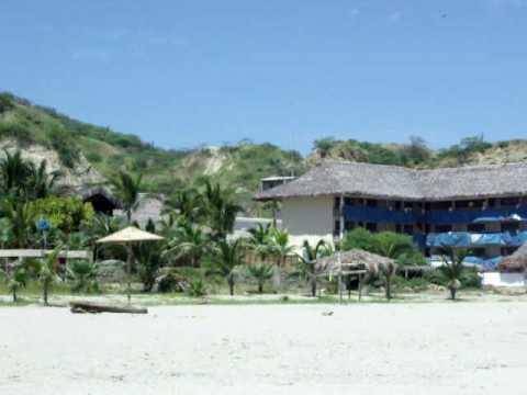 Playa Acapulco en Zorritos