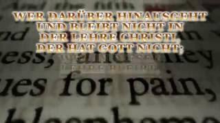 GOTT WURDE FLEISCH (HD-Version)