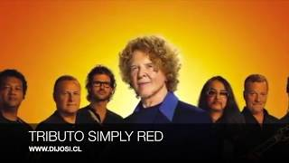 Tributo Simply Red - DIJOSÍ