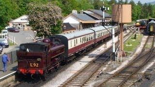 South Devon Railway - Driver's Eye View.