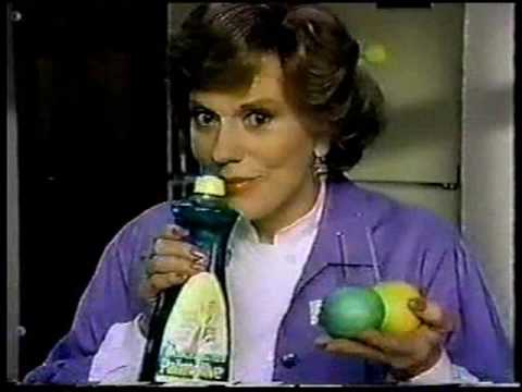 1988 Palmolive Commercial Youtube