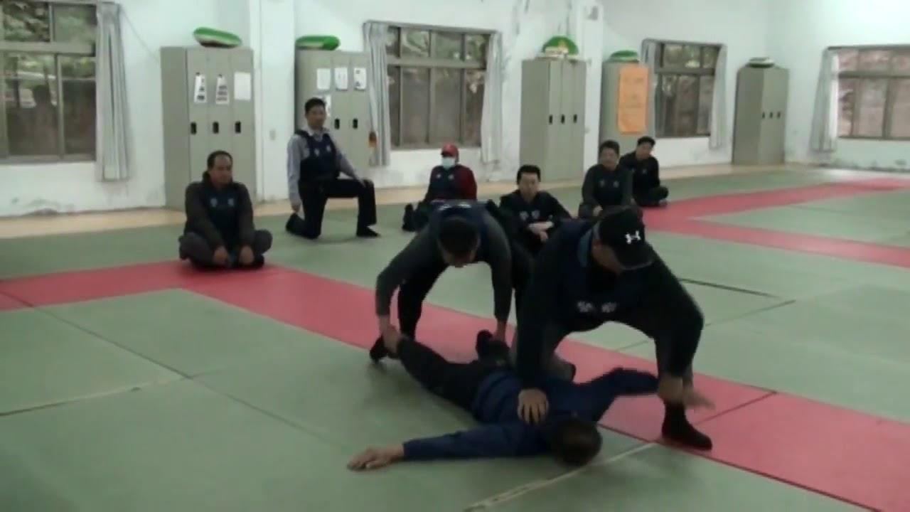 臺中市政府警察局和平分局2017年訓練成果