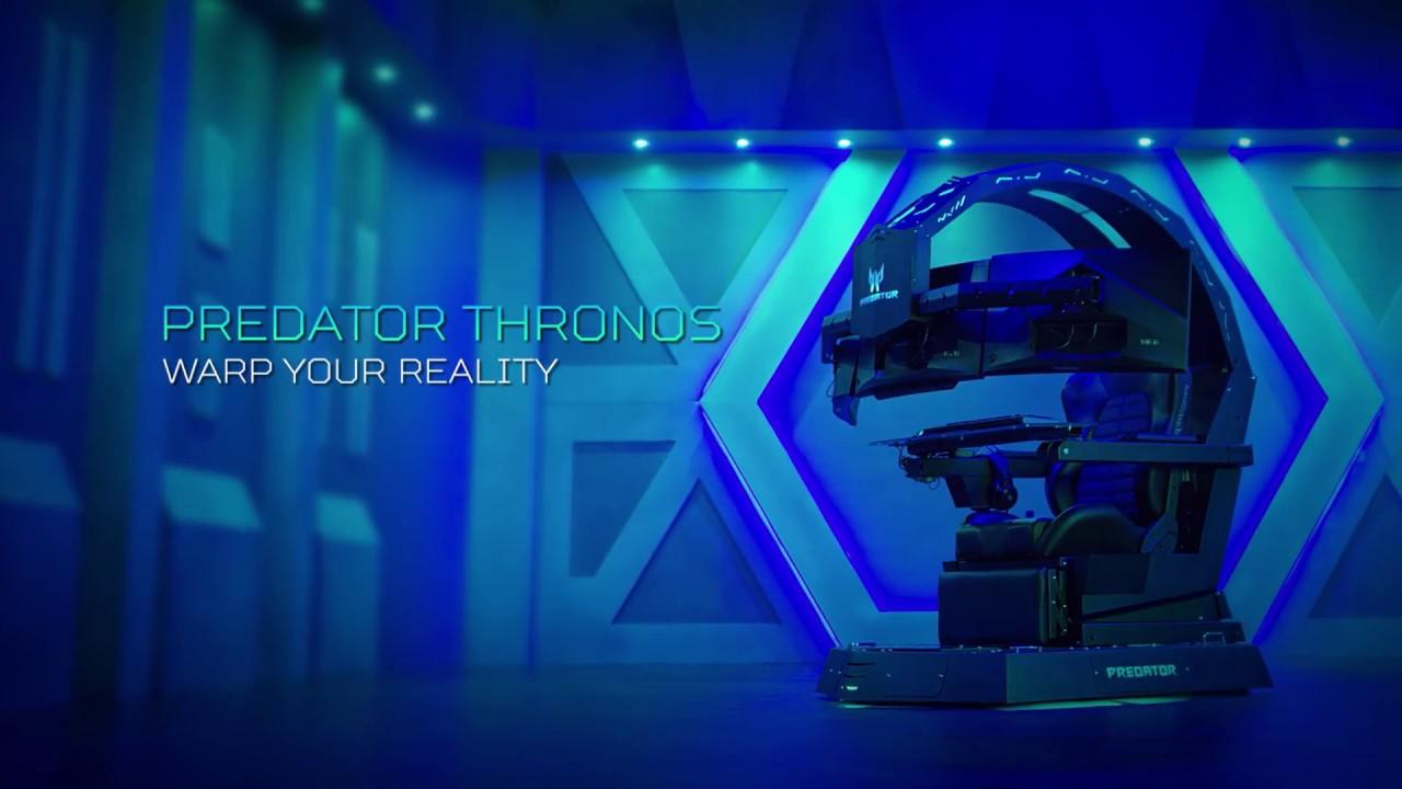 Predator Thronos Warp Your Reality Youtube