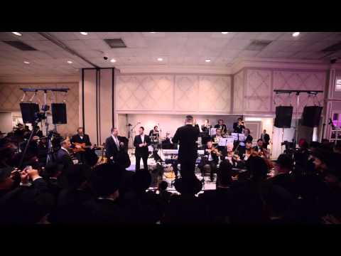 The most original & amazing Jewish Wedding Intro ever! By the Shloime Dachs Orchestra & Singers