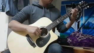 Winter Sonata - My Memory (Guitar Solo)