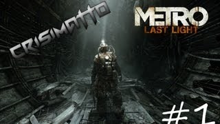 Metro Last Light - Gameplay [ITA] Parte 1
