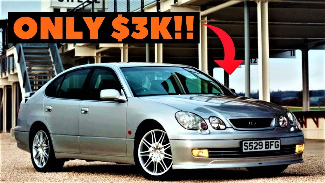6 Cheap Fast Cars Under 5000 Youtube