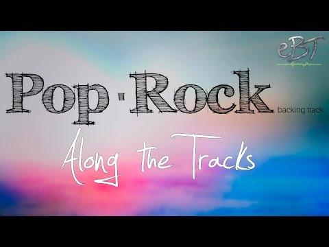 PopRock Backing Track in E Minor  85 bpm