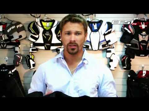 Видео-обзор  хоккейной экипировки компании ЭФСИ NEO 30