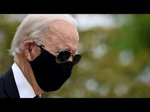 Joe Biden Says Wear a Mask, From YouTubeVideos