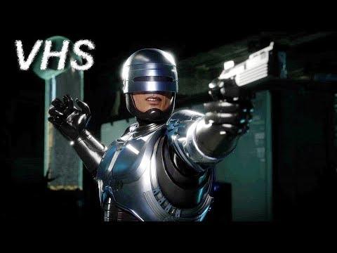 Mortal Kombat 11: Aftermath - Трейлер на русском - VHSник